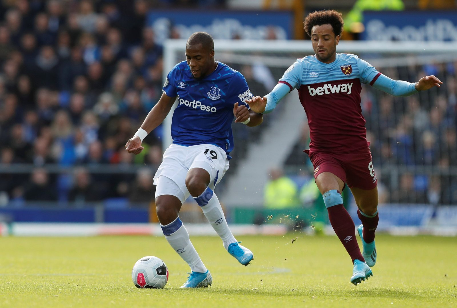 Everton: Fans call for board to sign Djibril Sidibe permanently after Southampton showing