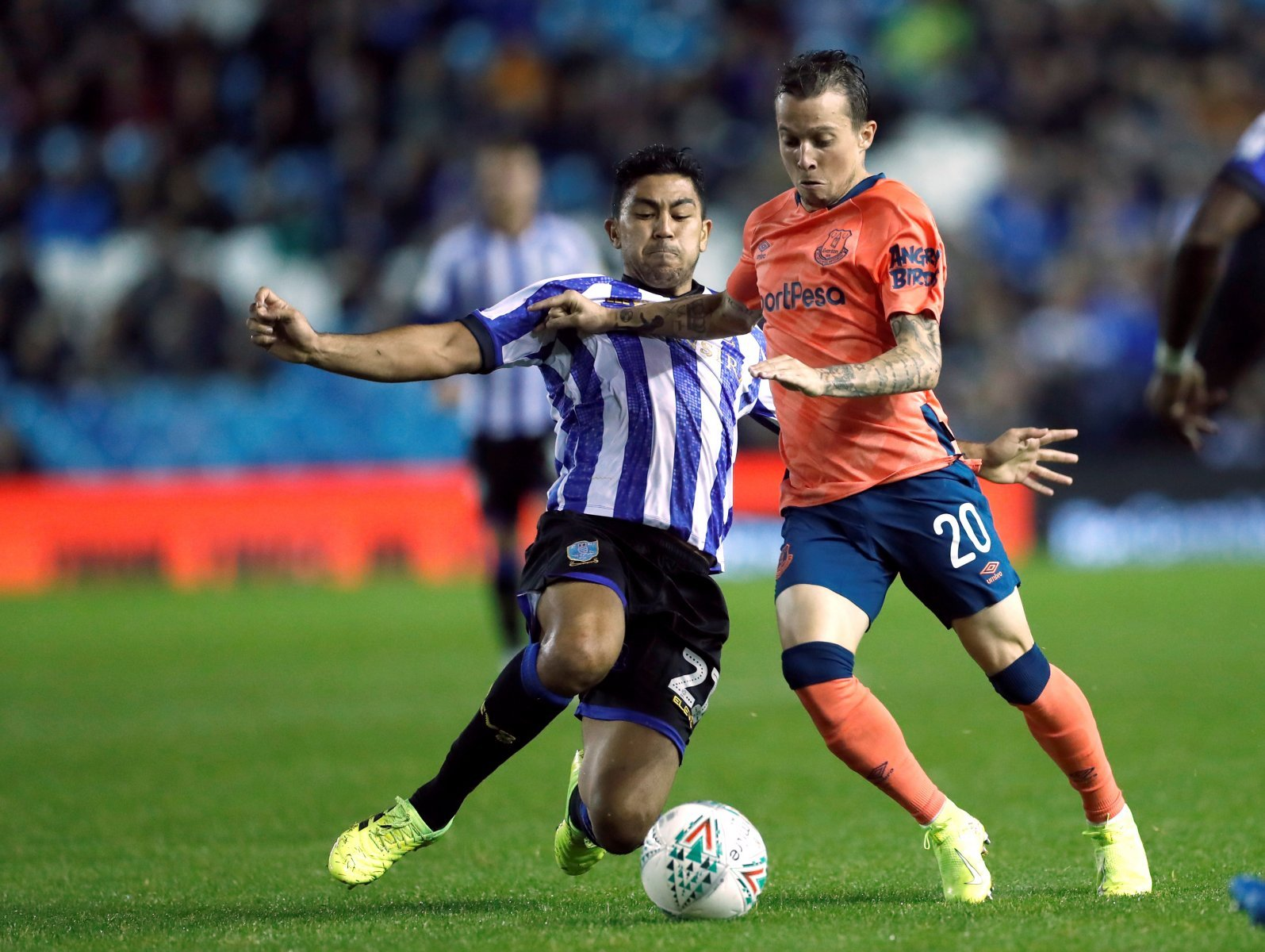 Sheffield Wednesday: Massimo Luongo hopes to give Garry Monk selection headache