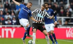 Newcastle United defender Florian Lejeune is reportedly in contention to make his first outing of the season in the Magpies' Premier League trip to Chelsea.