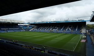 General view inside Hillsborough ahead of Sheffield Wednesday v Wigan Athletic