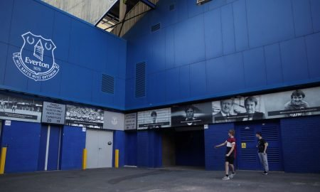 General view outside of Goodison Park