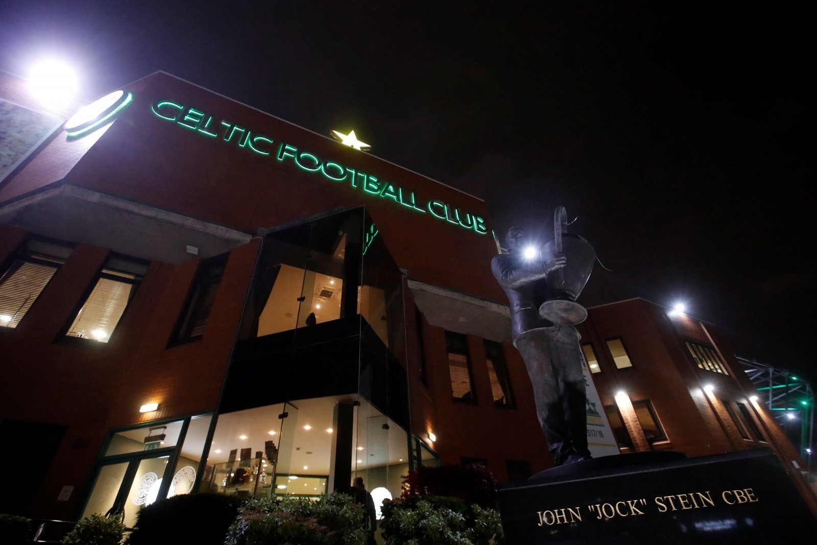 Celtic: Fans react to video of their win over Lazio