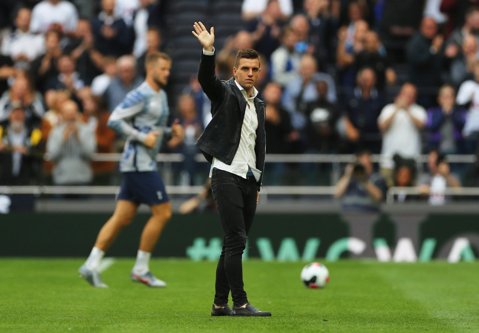 Tottenham Hotspur: Fans excited by return of Giovani Lo Celso