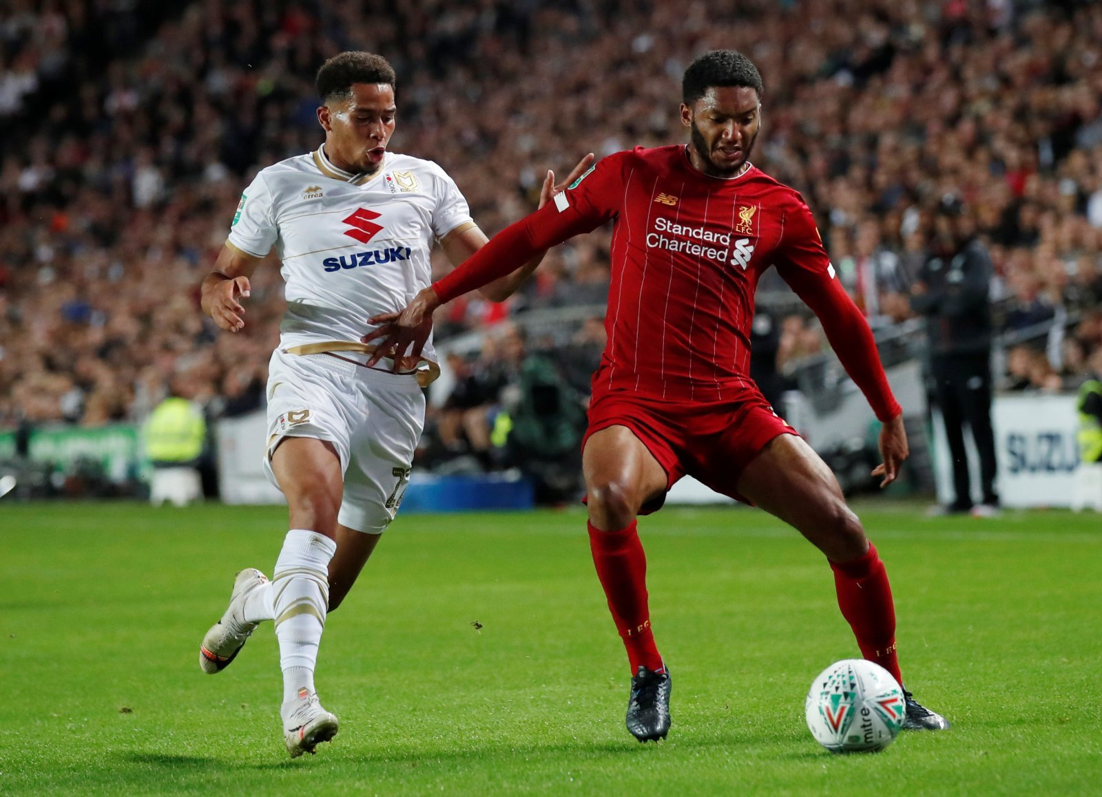 Liverpool: Fans react to Joe Gomez England snub