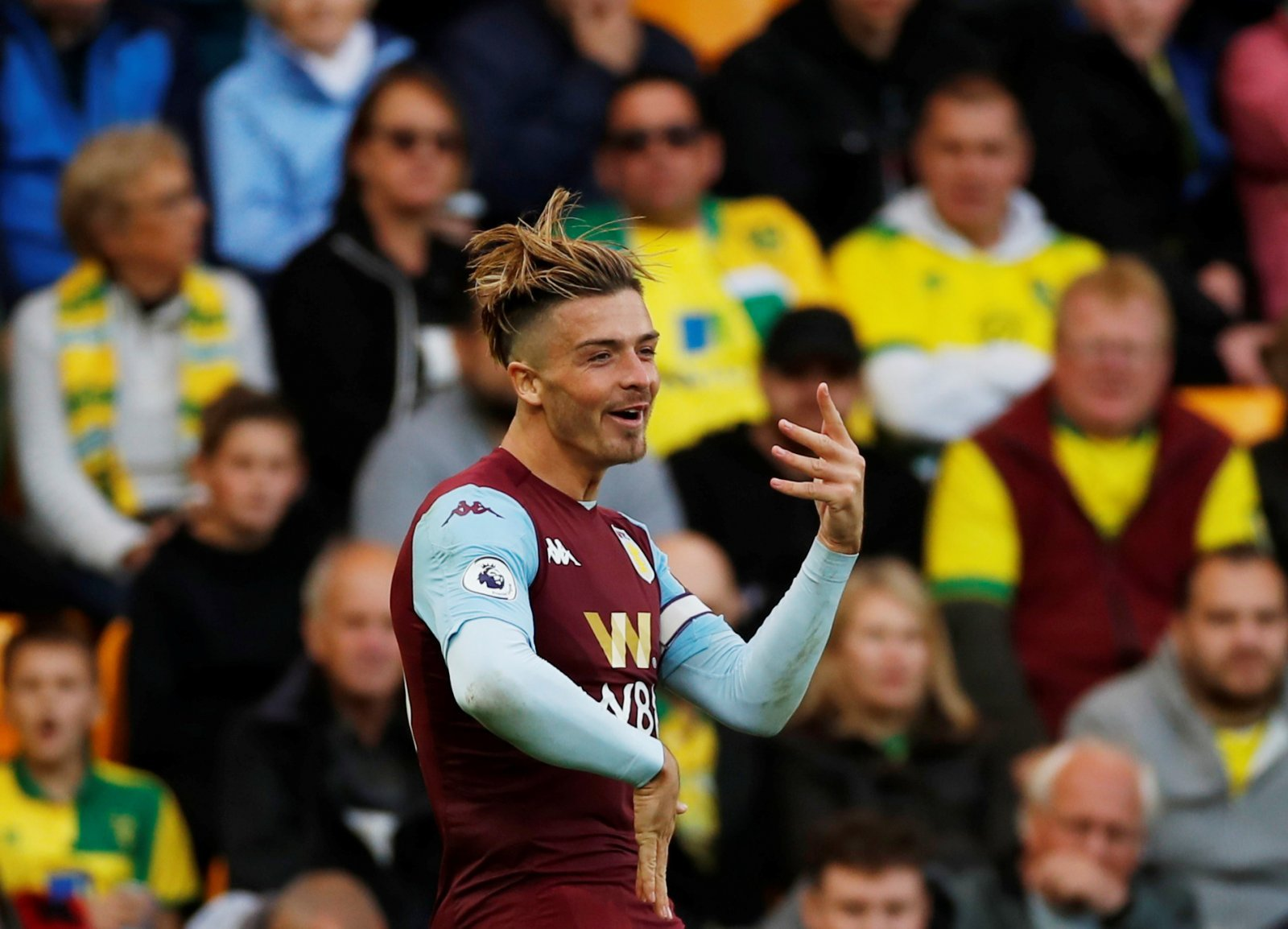 Liverpool: Many Reds fans want to see Jack Grealish at Anfield