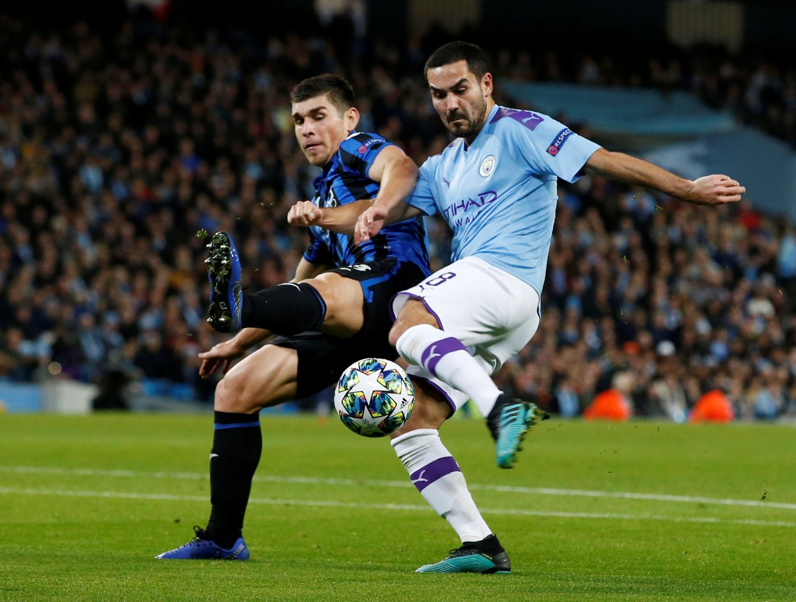 Unsung Hero: Manchester City's Ilkay Gundogan capped diligent display with superb assist