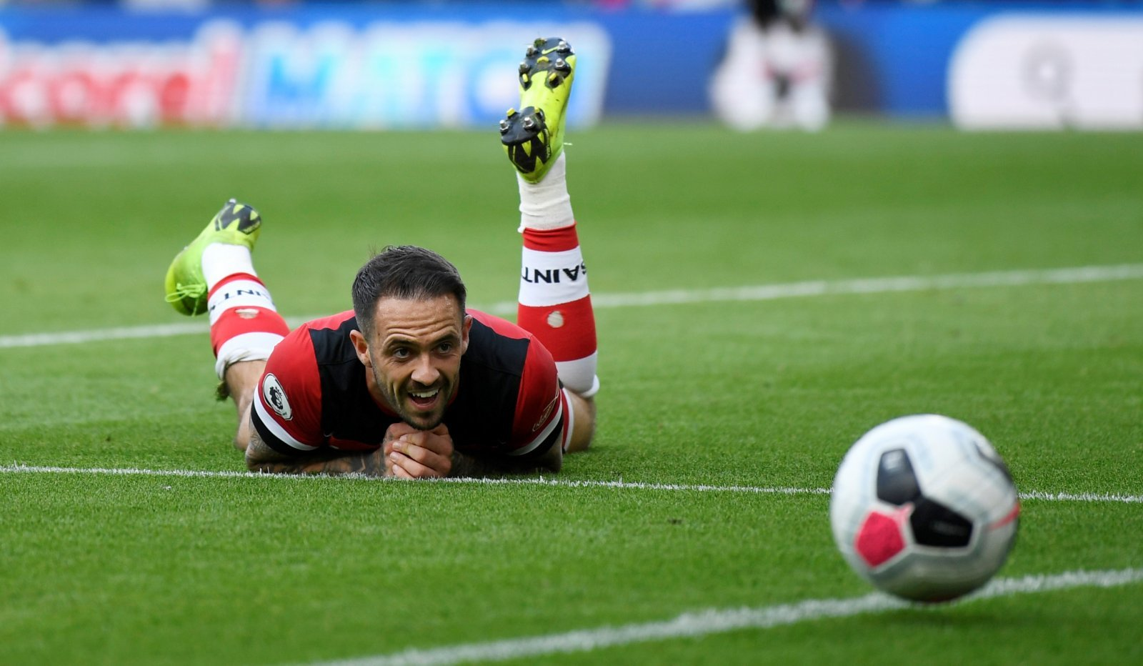 Southampton: Danny Ings reveals what is was like after Leicester City game