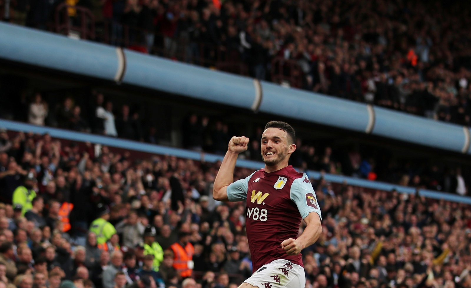 Aston Villa: Dean Smith adamant club have no intention of selling John McGinn