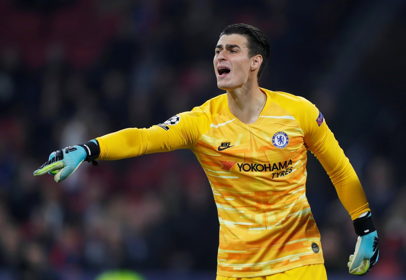 Chelsea: Fans tear into Kepa Arrizabalaga after reports concerning Shay Given