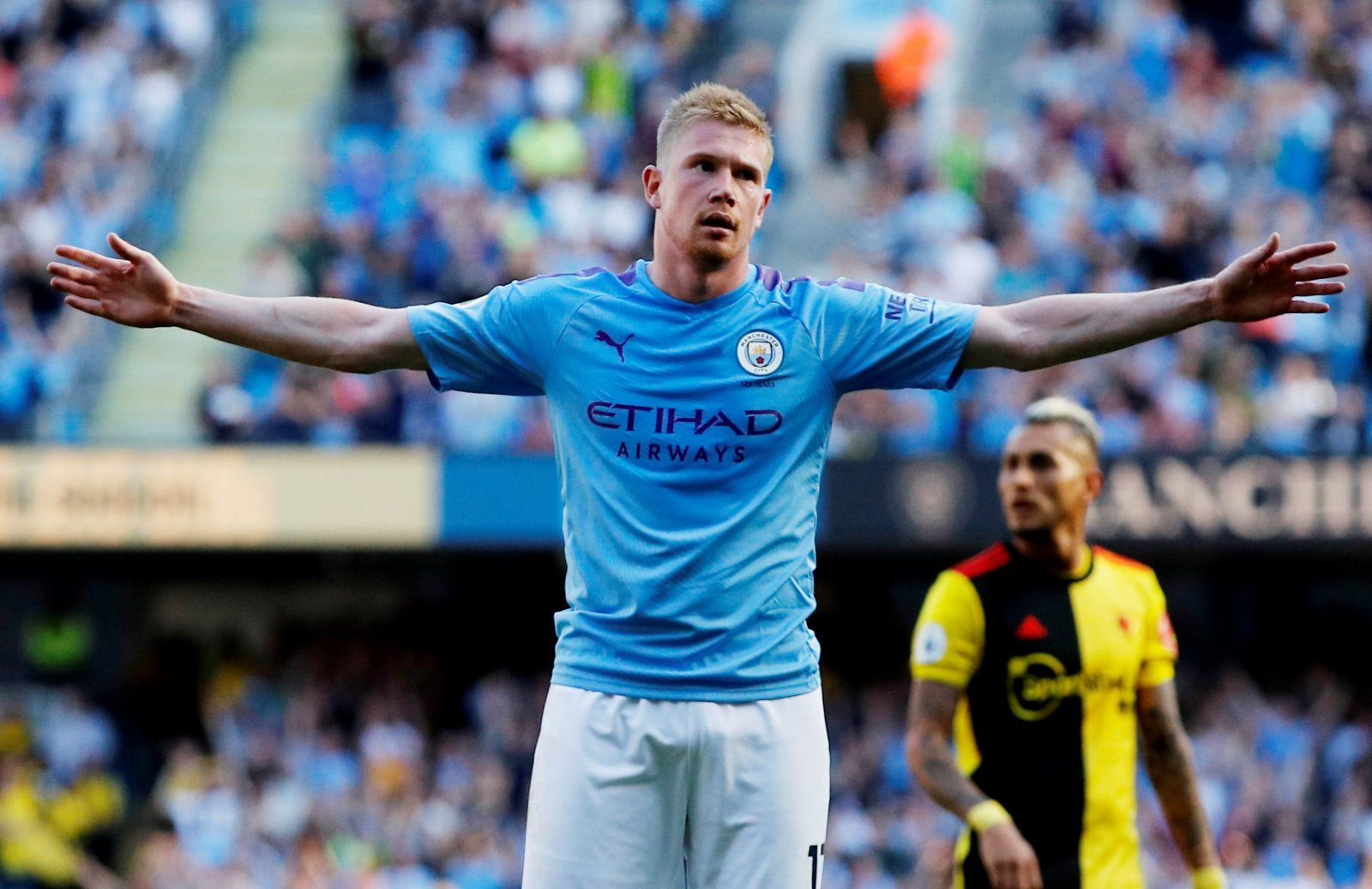 Manchester City: Fans label Kevin De Bruyne as best player in the world