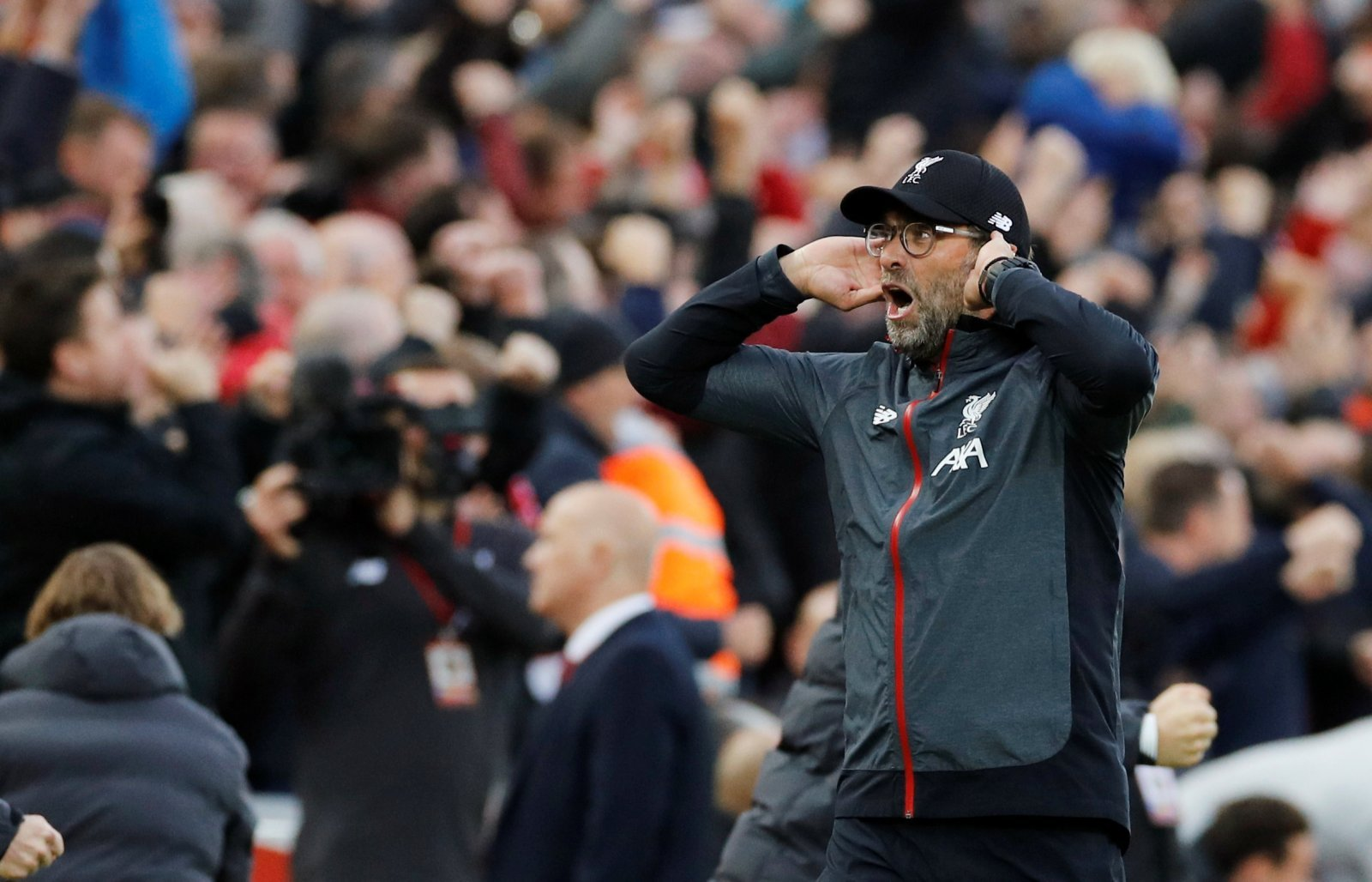 Liverpool: Fans believe Reds can win Premier League with reliance on late goals