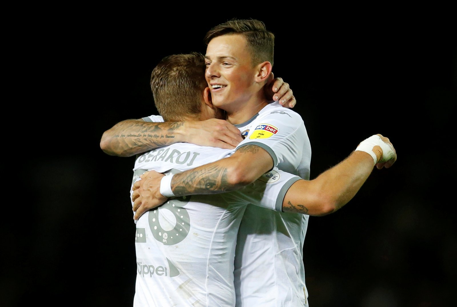 Unsung Hero: Leeds' Ben White dominant in the air and composed on the ball in Preston draw
