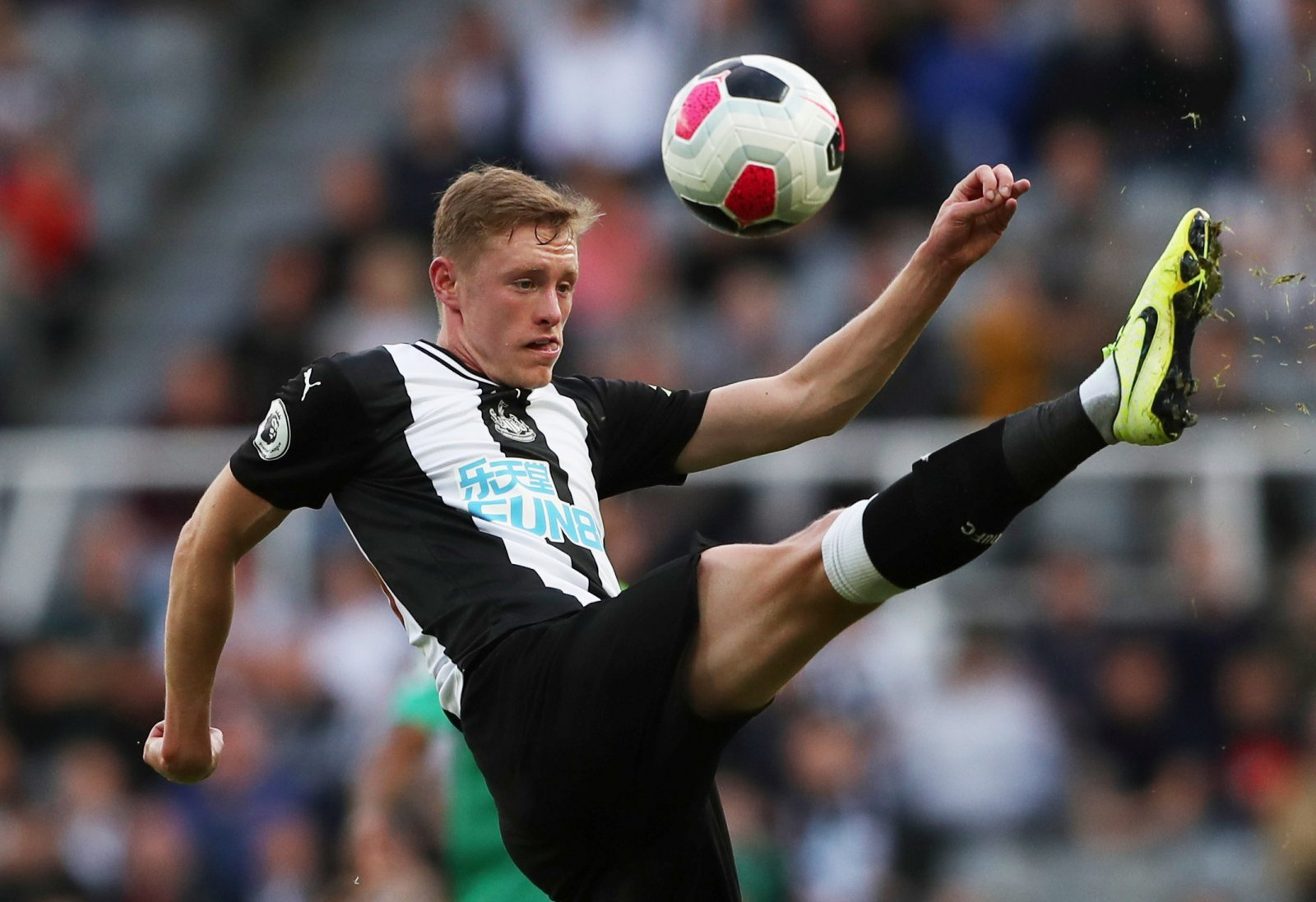 Newcastle United: Steve Bruce issues tough verdict on Sean Longstaff