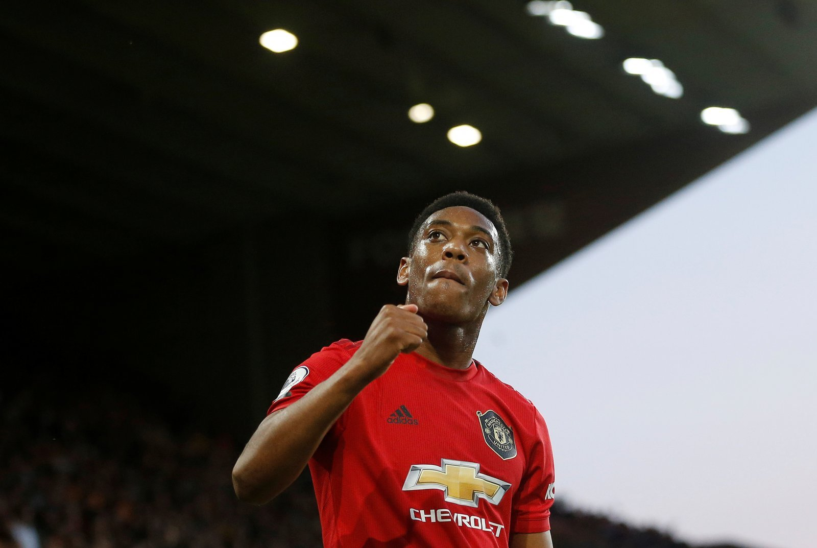 Manchester United: Fans excited as Anthony Martial returns from injury in Europa League win