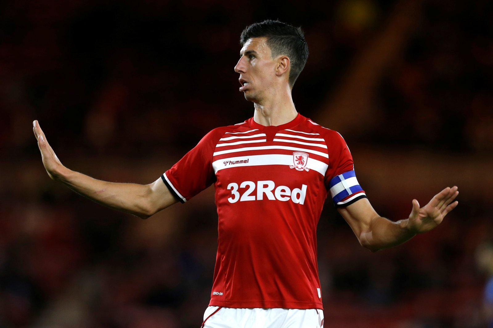 Middlesbrough: Dani Ayala issues blunt verdict that Jonathan Woodgate's Boro are nearing a relegation fight