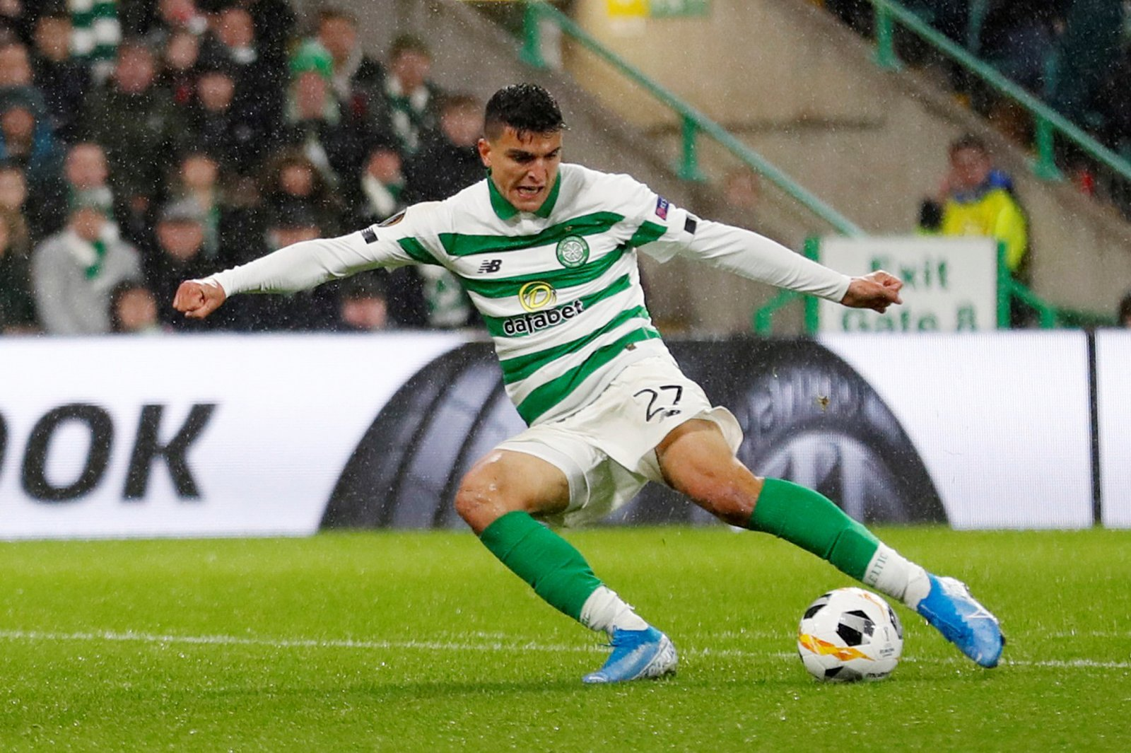 Unsung hero: Mohamed Elyounoussi only one able to take credit from Celtic's defeat