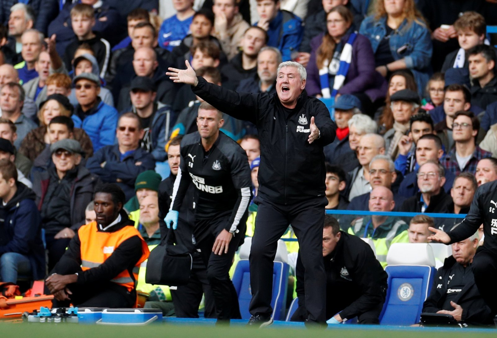 Newcastle United: Fans react negatively to Steve Bruce's comments about run of fixtures