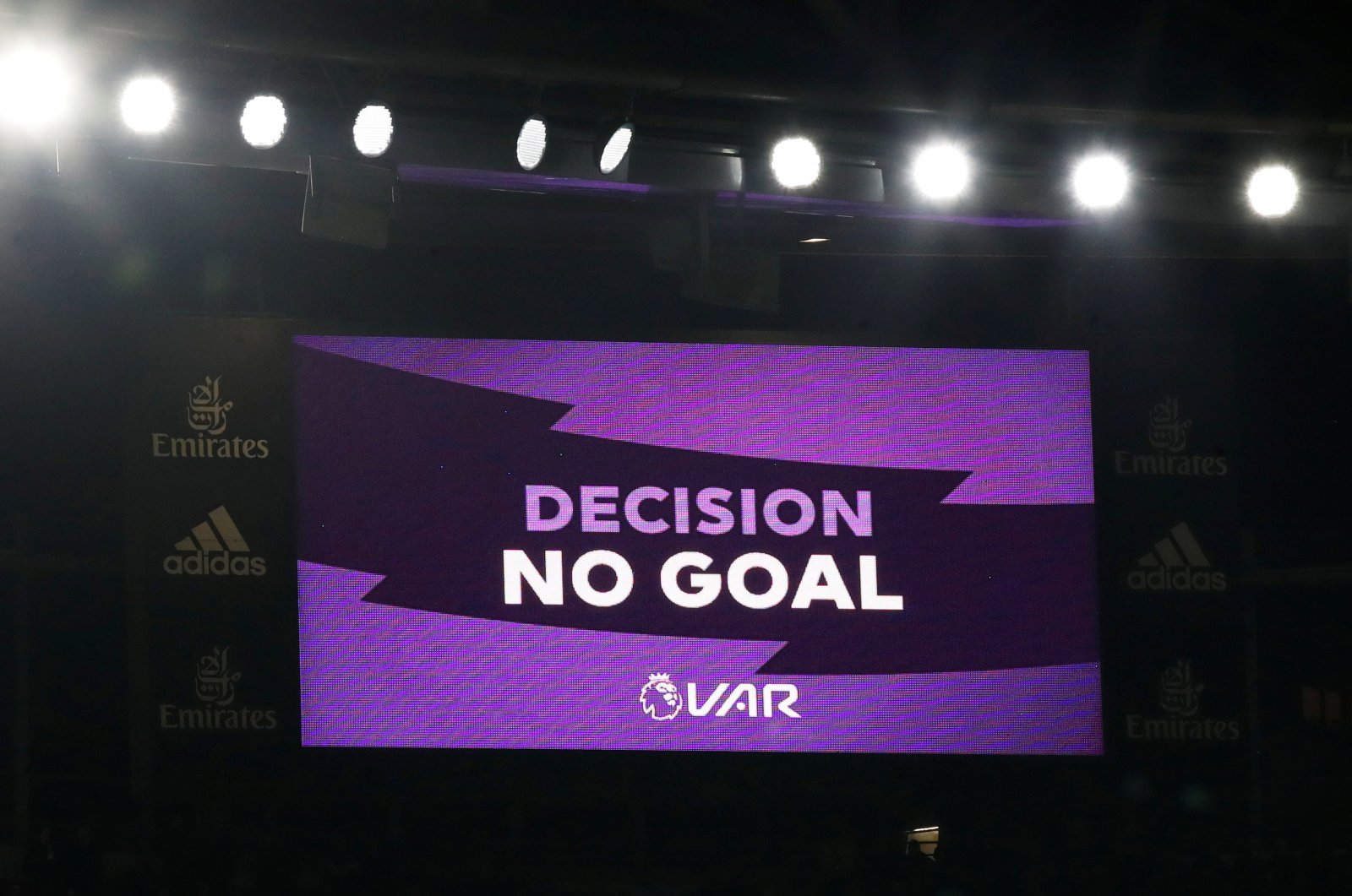 Crystal Palace: Fans go crazy after controversial VAR decision