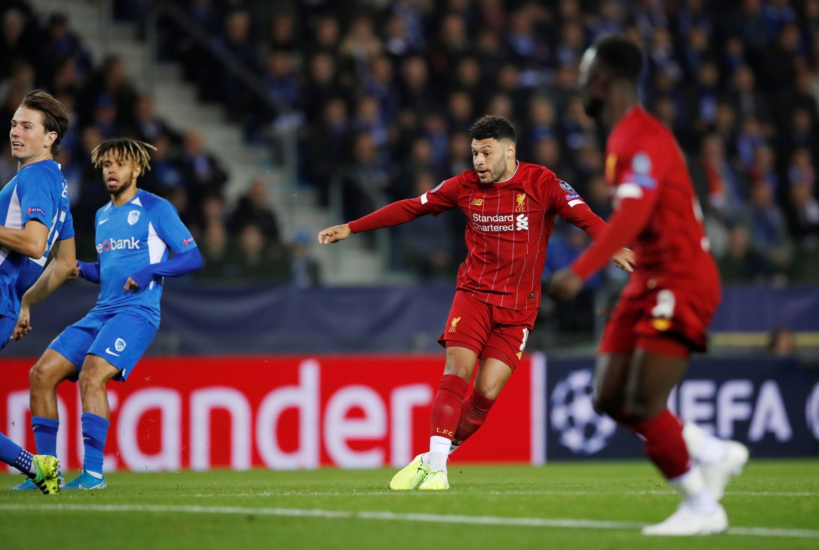Liverpool: Fans love Oxlade-Chamberlain's return to form in Champions League goal-fest