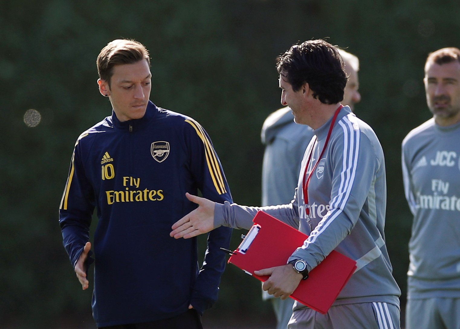 Arsenal: Fans call for Mesut Ozil to feature in more games