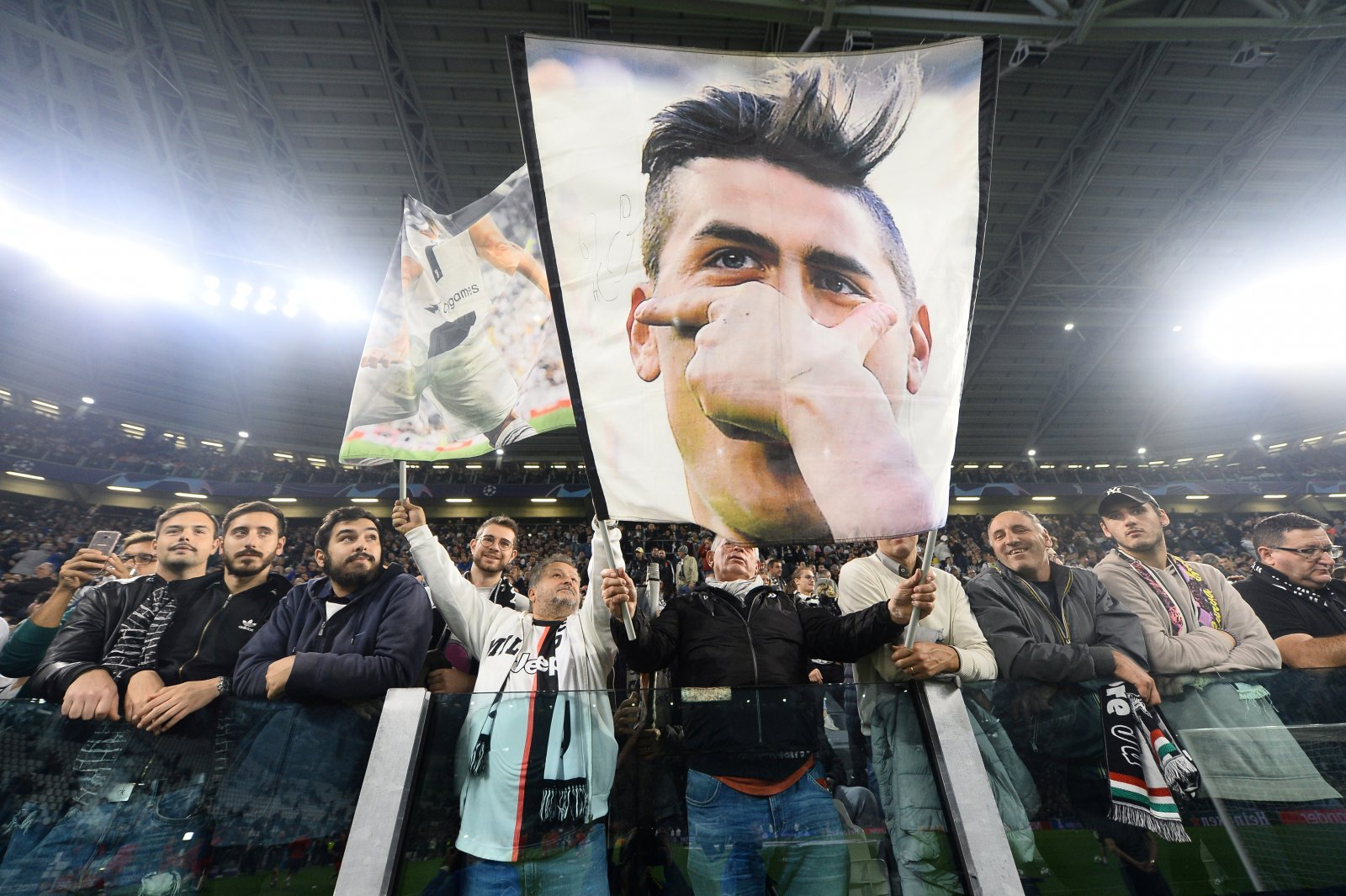 Juventus: Fans show love for Paulo Dybala after winner