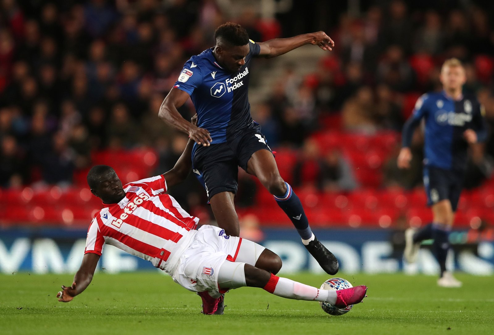 Nottingham Forest: Fans vote for Sammy Ameobi's header as their goal of the month