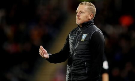 Sheffield Wednesday manager Garry Monk during the Hull City match