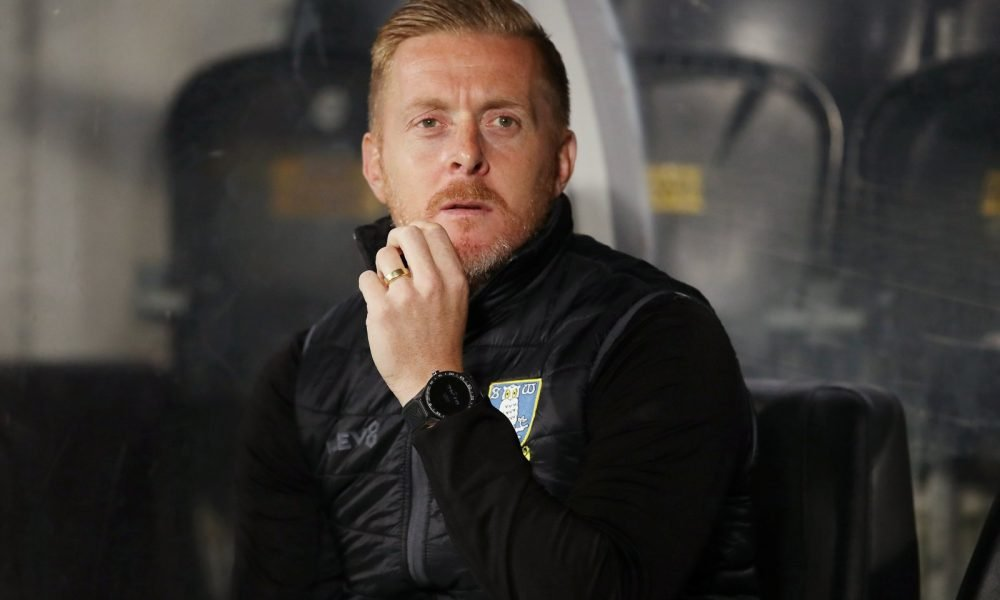 Sheffield Wednesday's manager Garry Monk