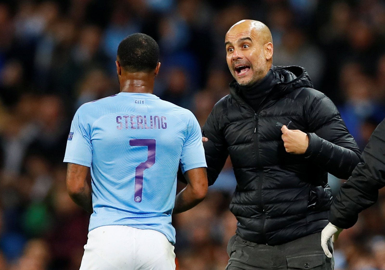 Manchester City: Fans react to Raheem Sterling's one-on-one miss against Atalanta