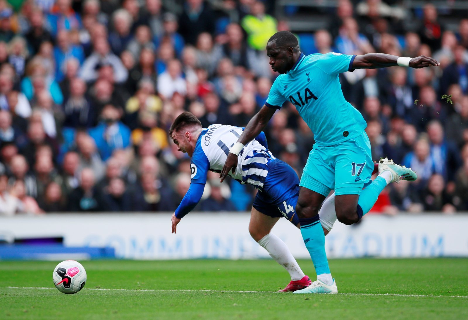 Tottenham Hotspur: Fans lay into Moussa Sissoko after emergence of statistic