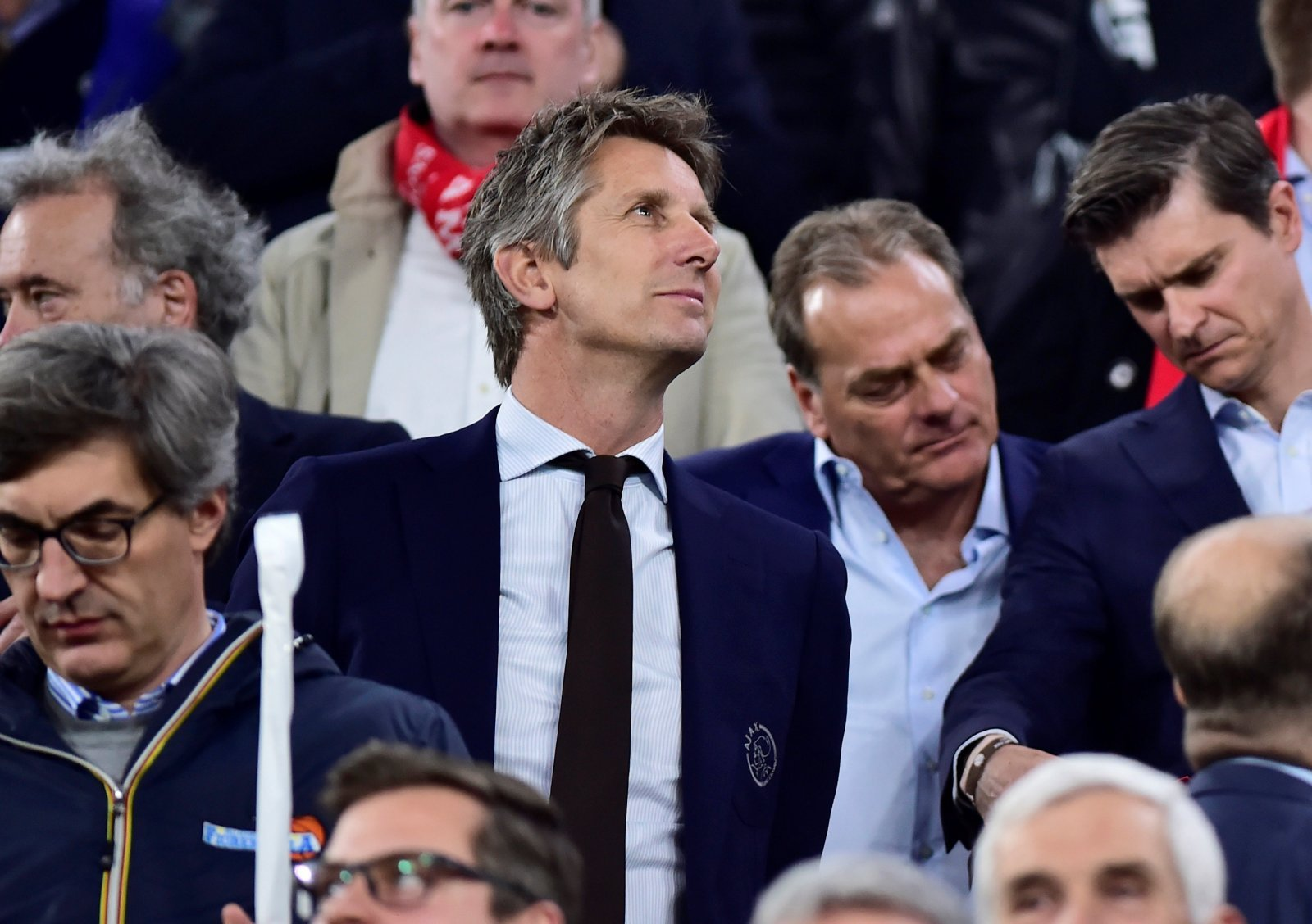 Manchester United: Edwin van der Sar open to making return to Old Trafford