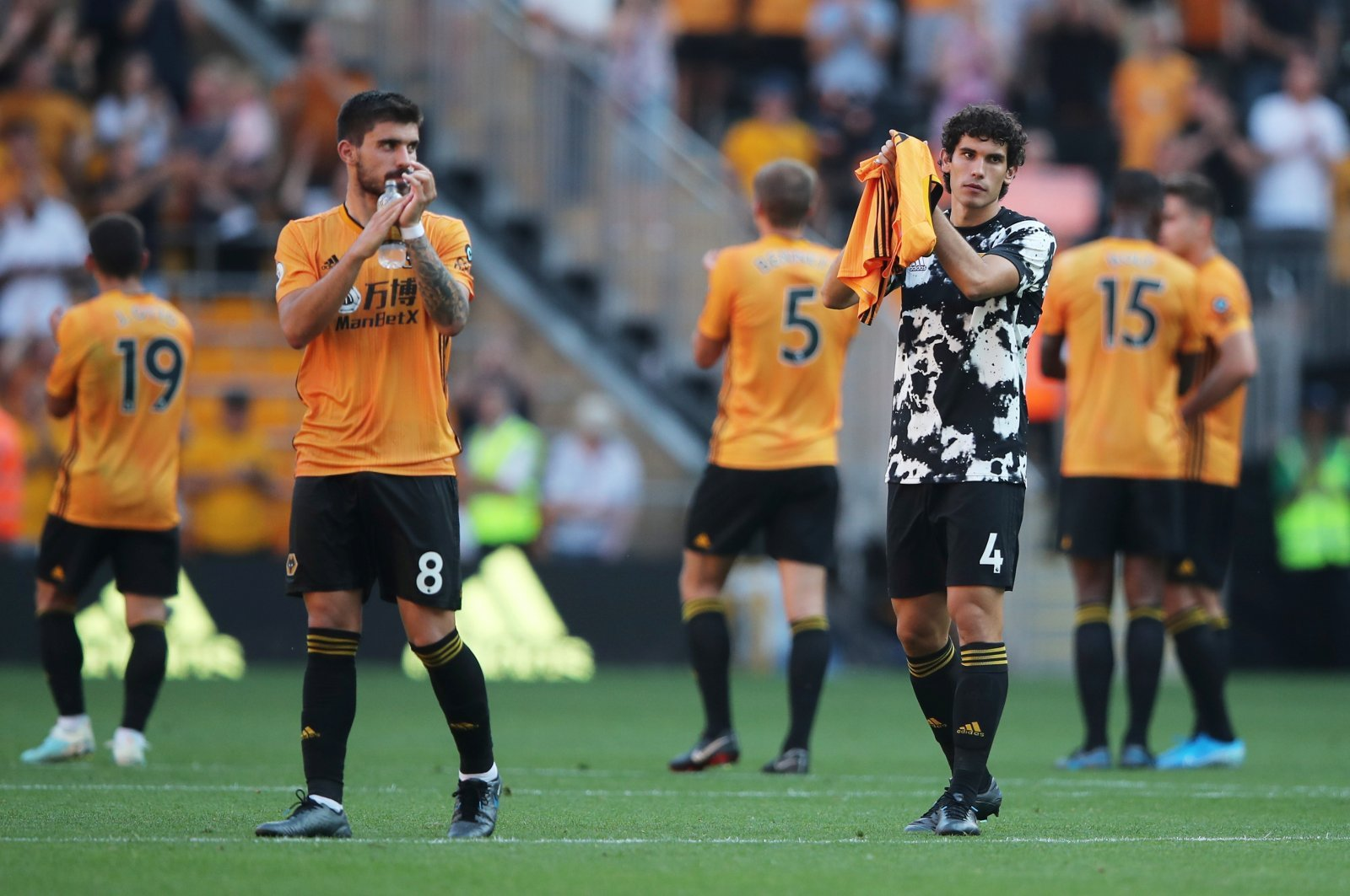 Wolves: Jesus Vallejo reveals why he chose club over 'many offers'