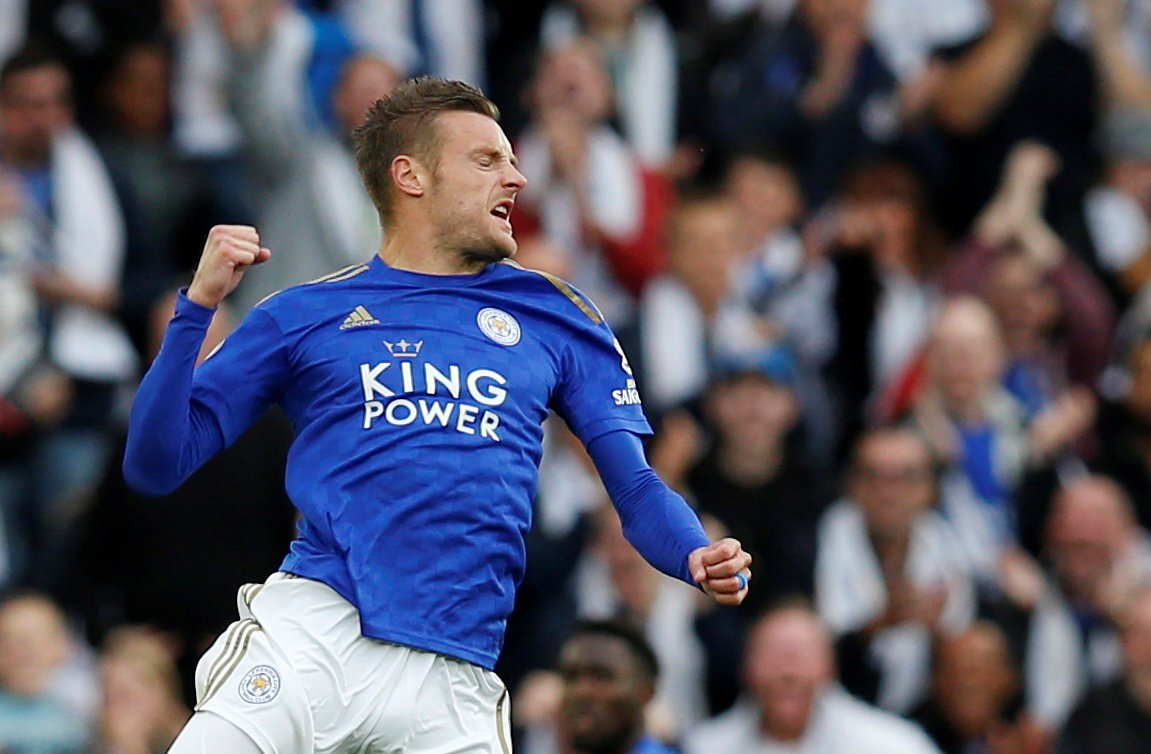 Crystal Palace: Fans respond to old rumour linking Jamie Vardy to the club