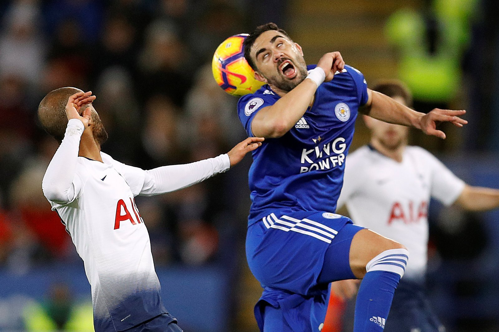 Leicester City: Fans reminisce about Vicente Iborra on Twitter