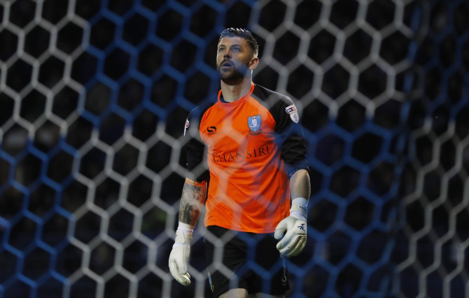 Sheffield Wednesday: Keiren Westwood earns Republic of Ireland recall