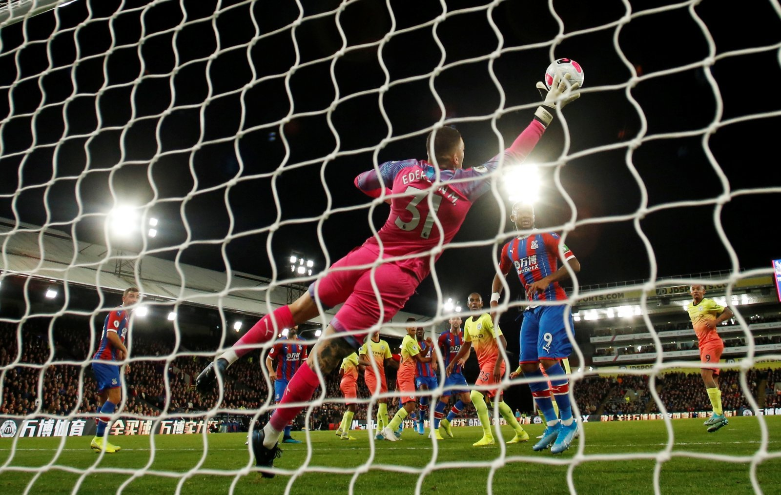 Manchester City: Fans react to incredible Ederson save against Crystal Palace | The Transfer Tavern