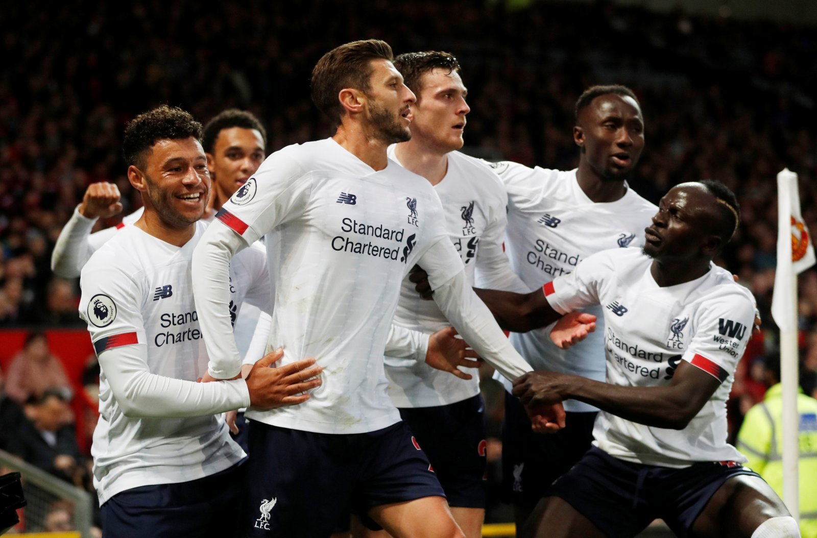 Liverpool: Fans react to Adam Lallana scoring against Manchester United