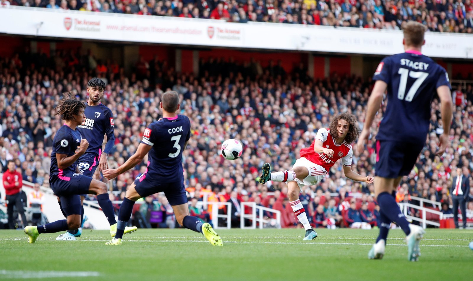 Arsenal: Fans laud Matteo Guendouzi as he wins Player of the Month award