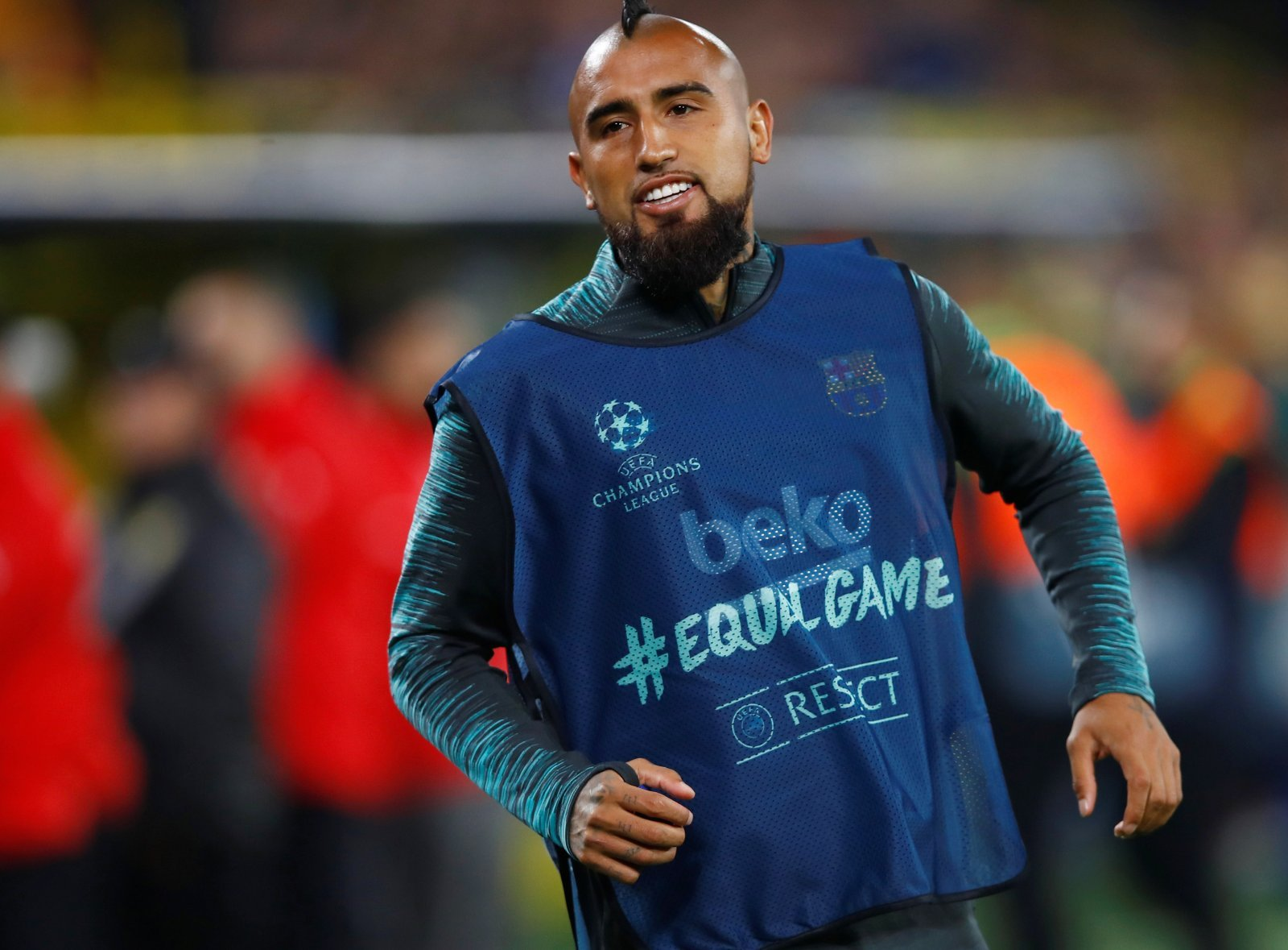 Unsung Hero: Arturo Vidal produces midfield masterclass in Barcelona's 5-1 win over Real Valladolid