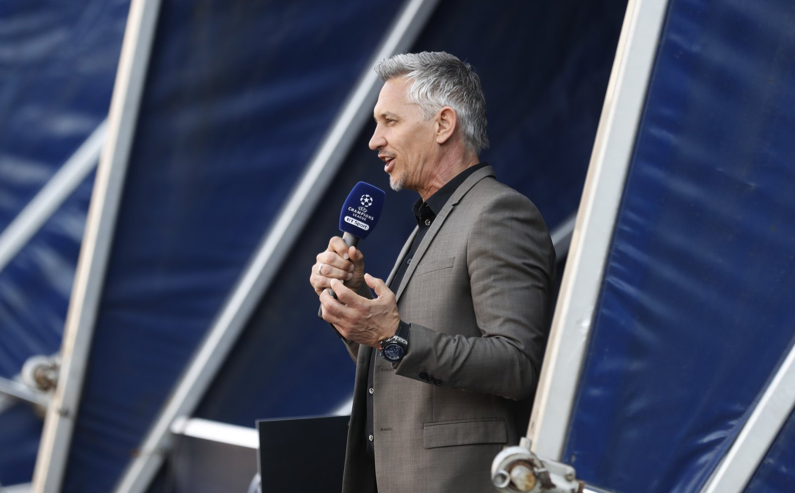 Everton: Fans adored Gary Lineker's comments about the club