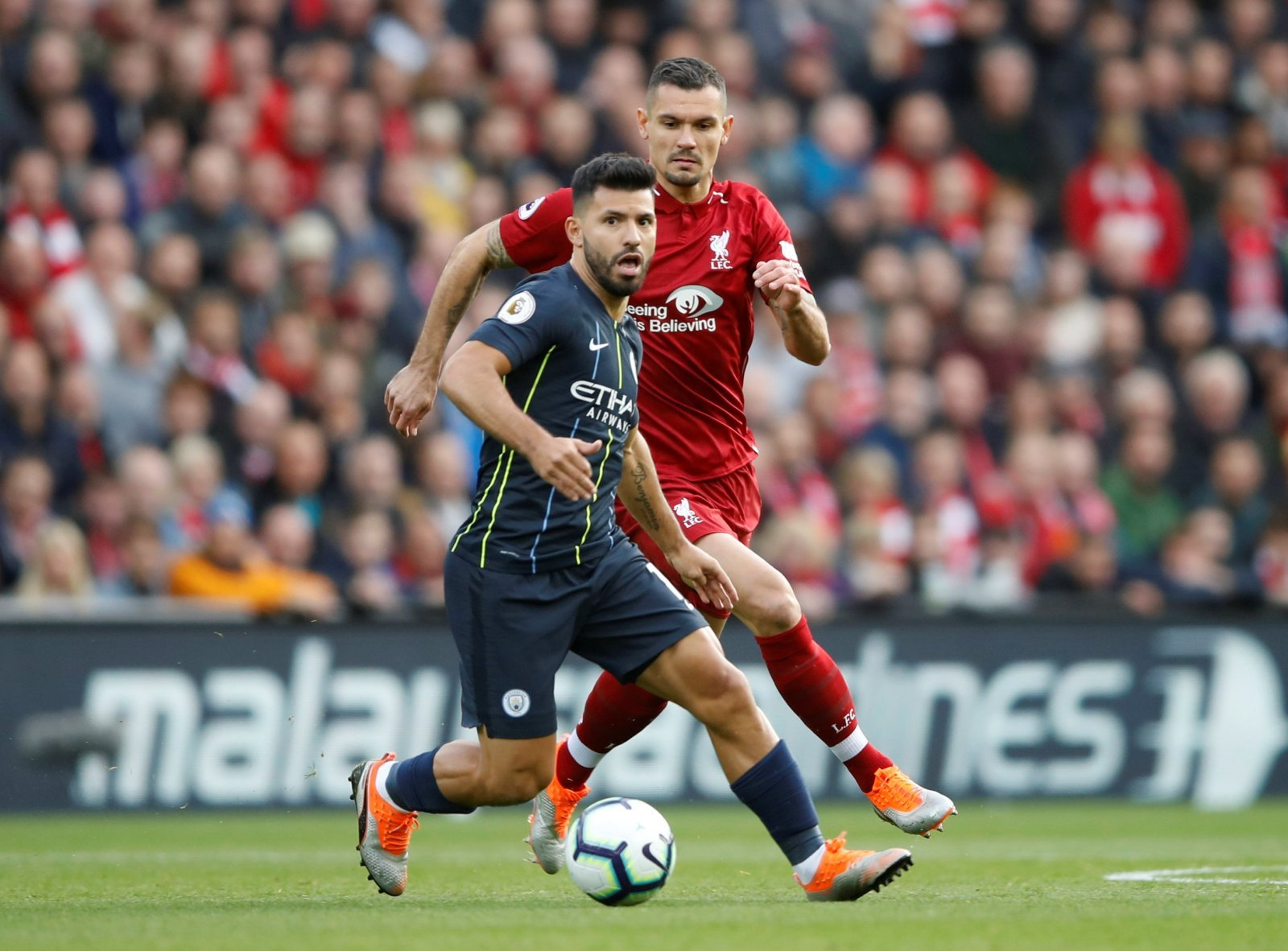 Liverpool: Fans react to Sergio Aguero's comments