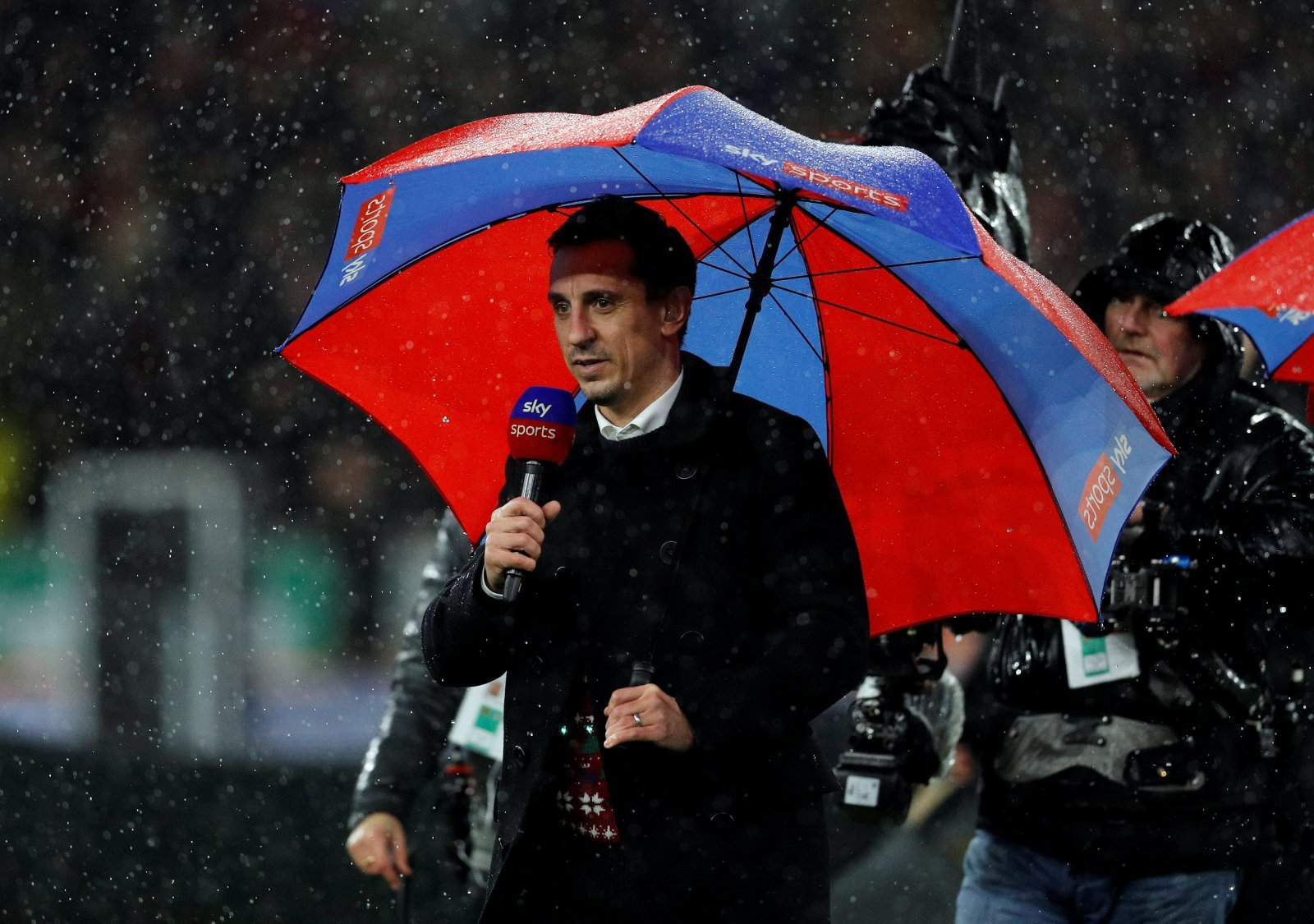 Everton: Fans loved what Gary Neville had to say about the club