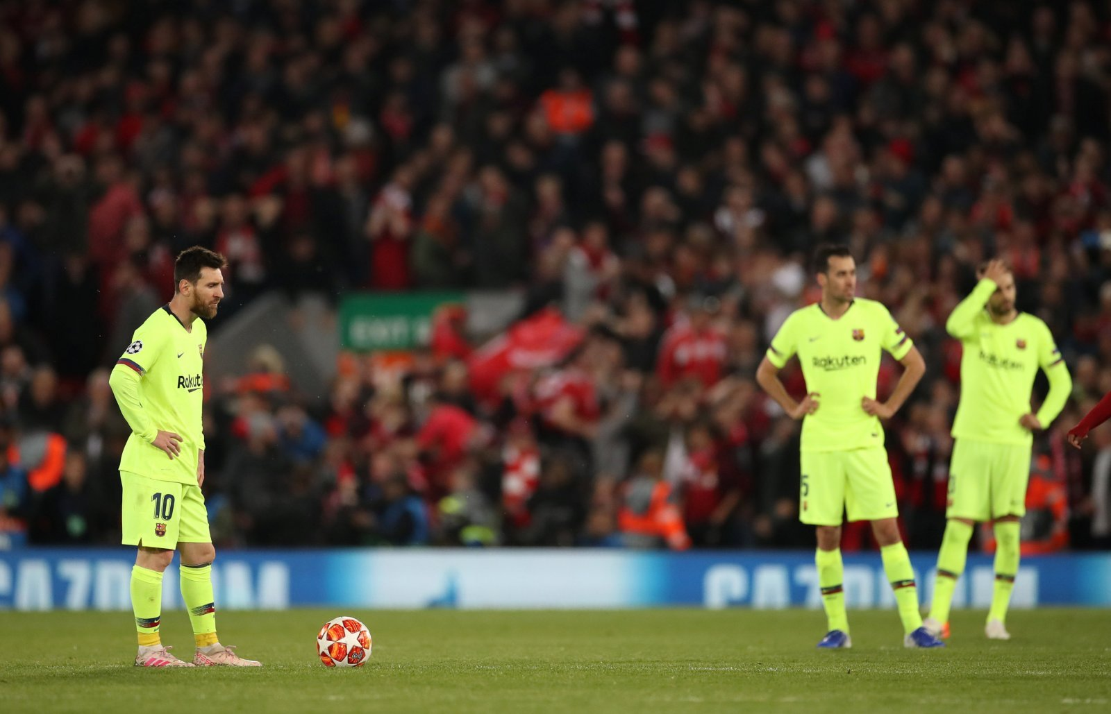 Liverpool: Fans react to Barcelona players still being in a 'state of shock' after semi-final win