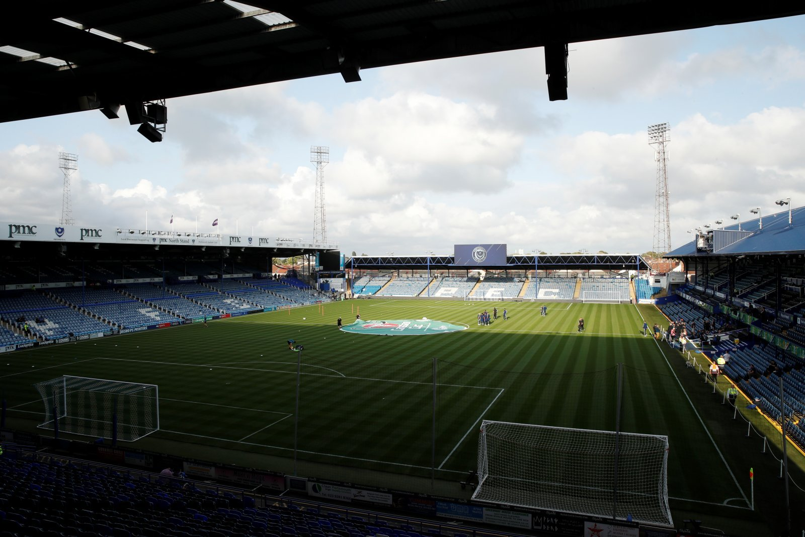 Portsmouth: These fans are fuming that yet another League One game has been postponed