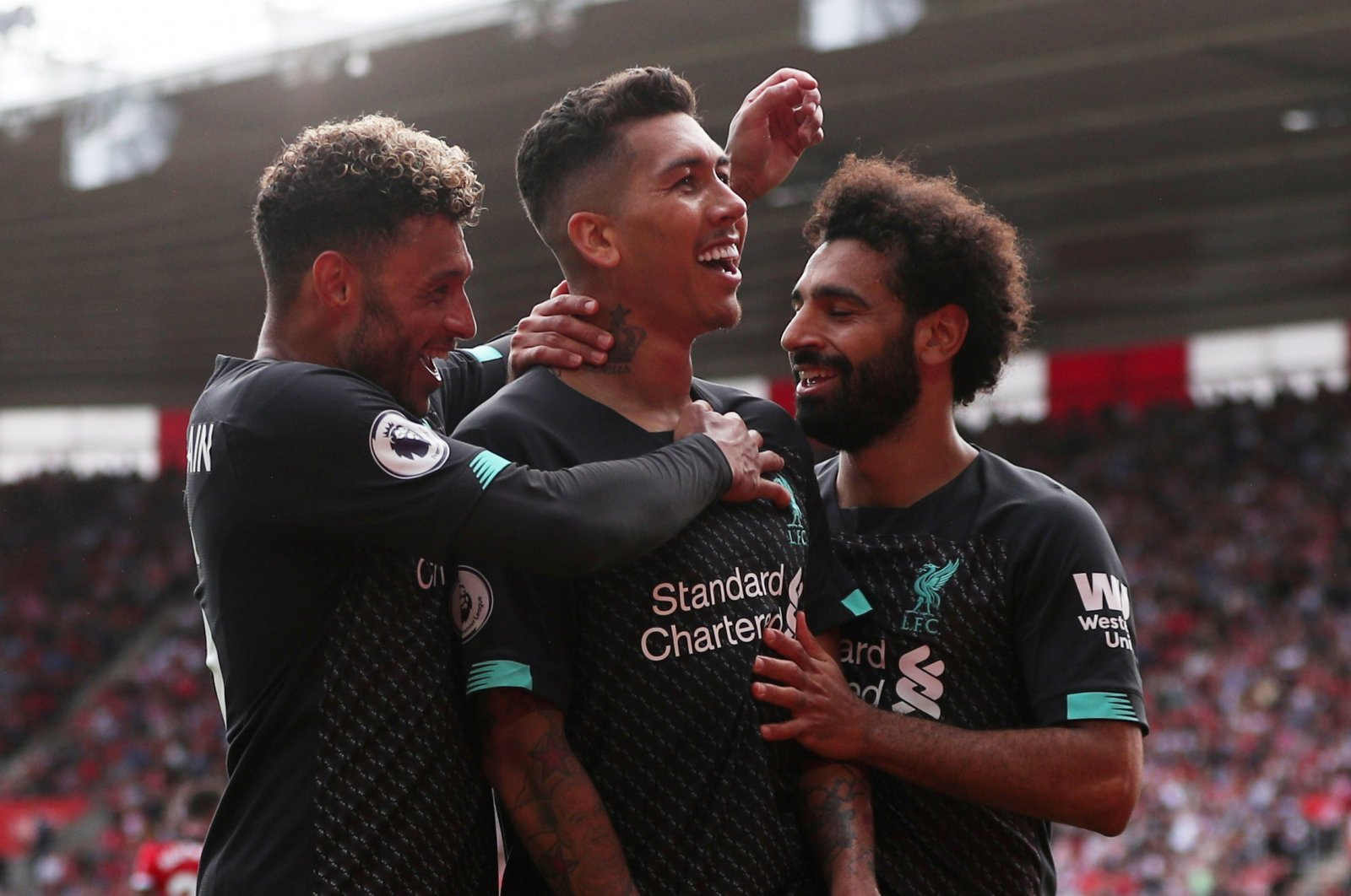 Liverpool: Fans rejoice at Roberto Firmino's ambition