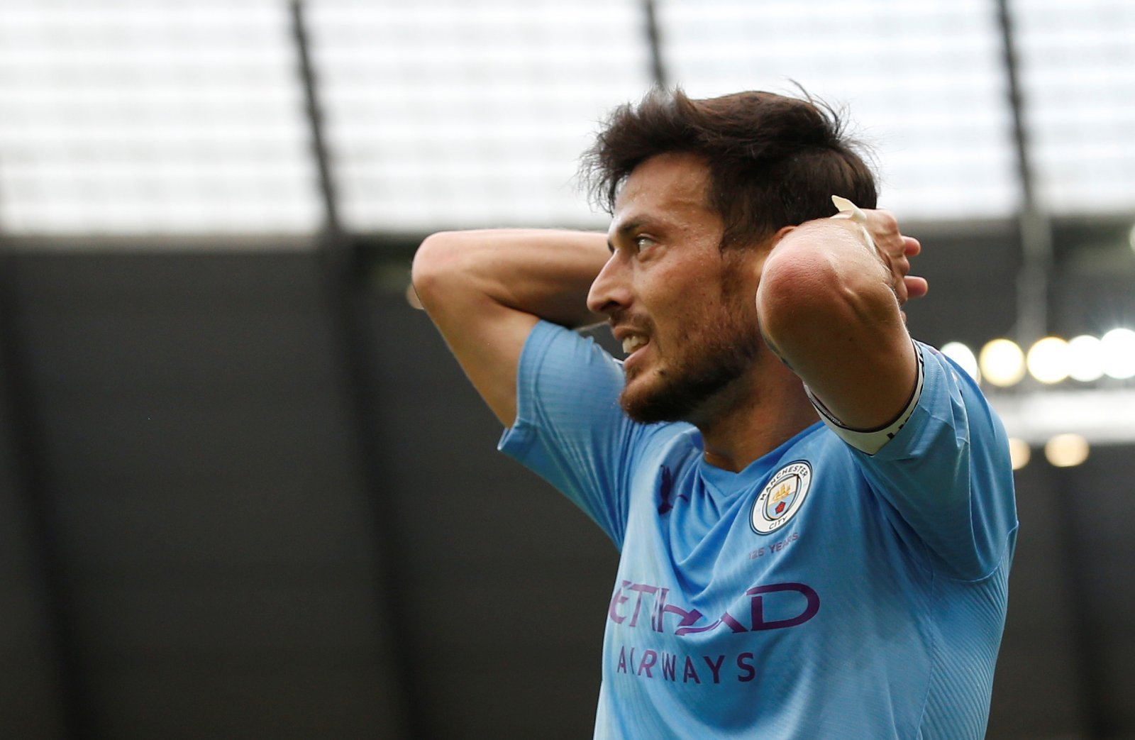 Liverpool: Fans respond to news that David Silva will miss clash with the Reds