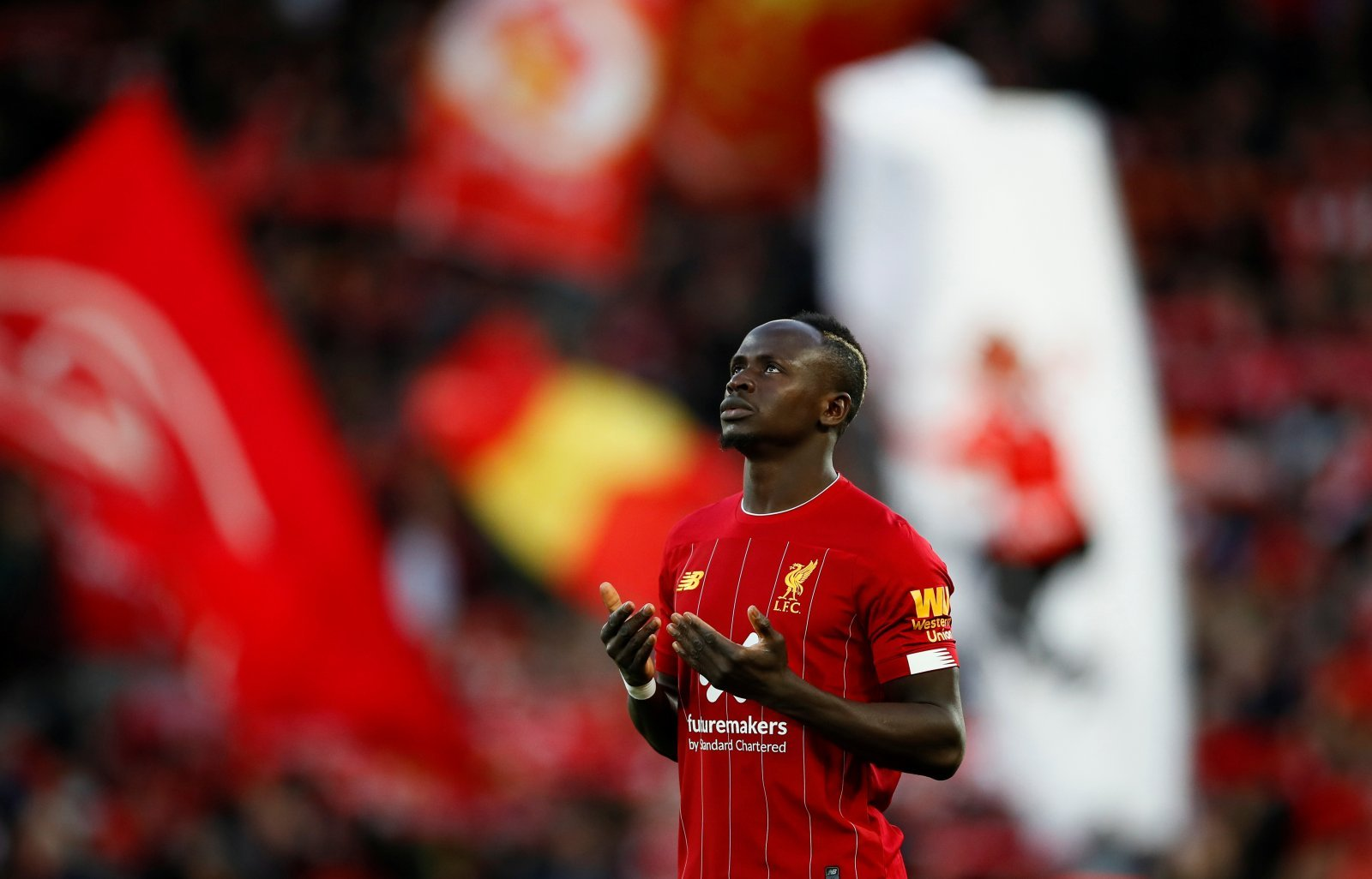 Liverpool: Fans praise 'humble' Sadio Mane for his actions before Africa Cup of Nations qualifier