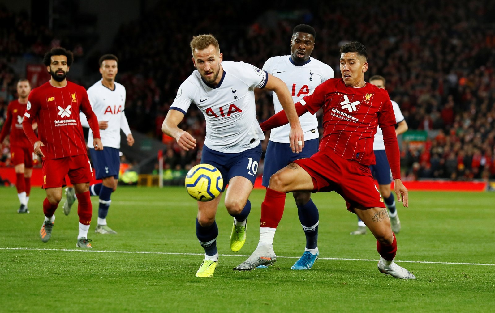 Liverpool: Fans rubbish Danny Murphy's preference of Harry Kane over Roberto Firmino