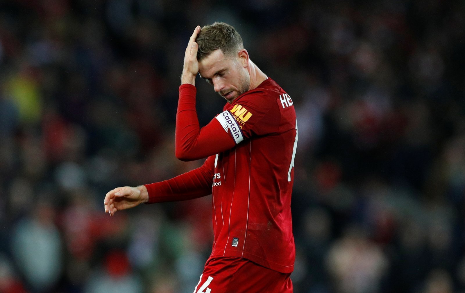 Liverpool: Fans cannot agree on Jordan Henderson as reports reveal he missed training ahead of Genk clash