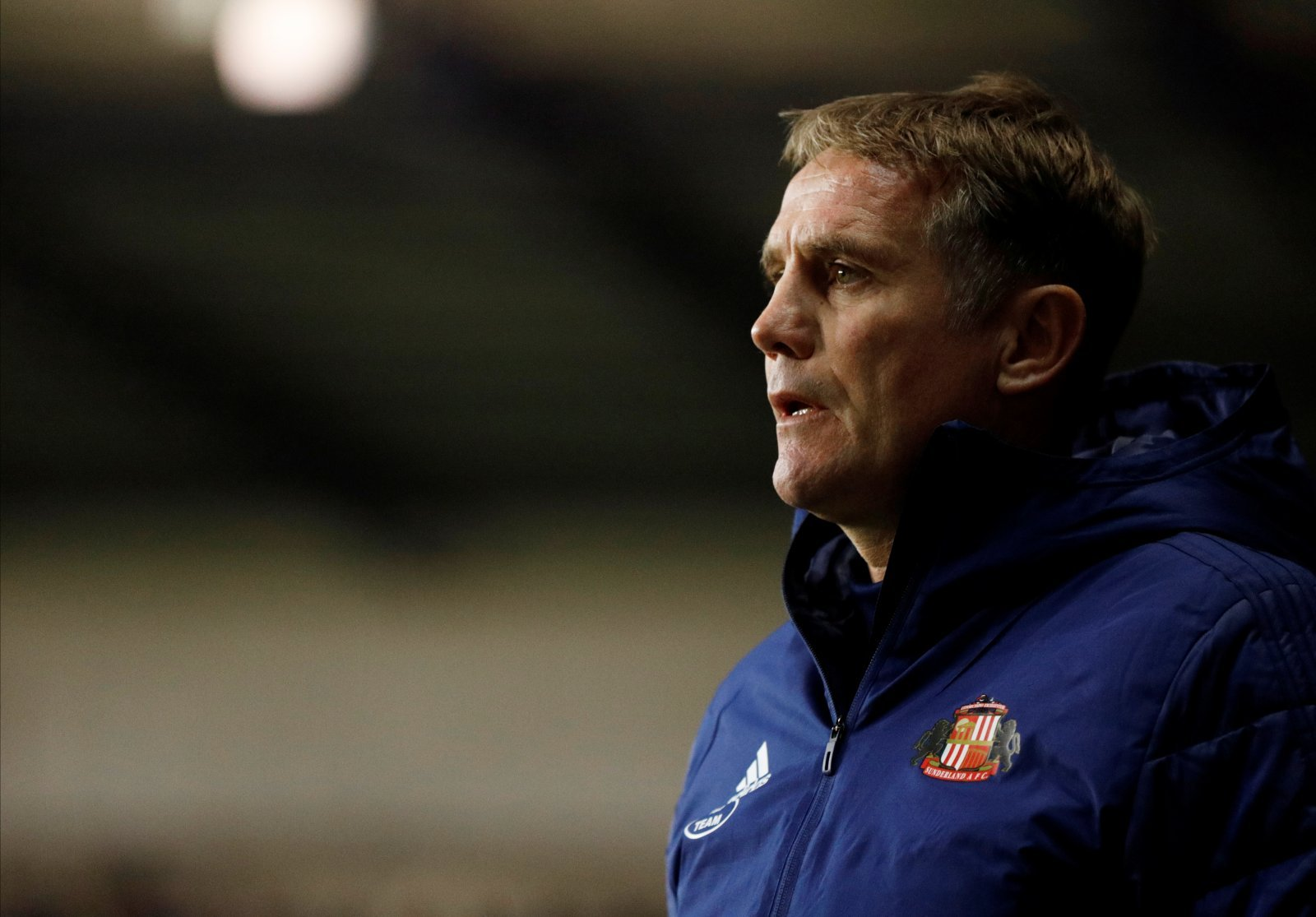 Sunderland: Fans fume at Phil Parkinson's team selection in Gillingham defeat